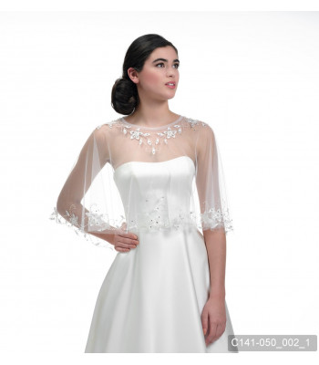 Bridal Cape C141-050