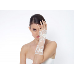 Bridal Gloves 7480