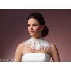 Neck Accessory Feathers NC-1050
