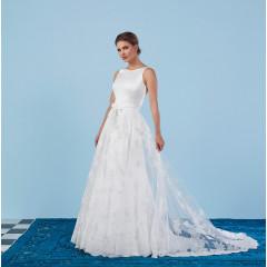 Bridal Skirt S301-200