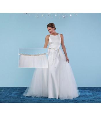 Bridal Overskirt S304-150