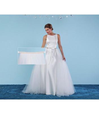Bridal Overskirt S305-150