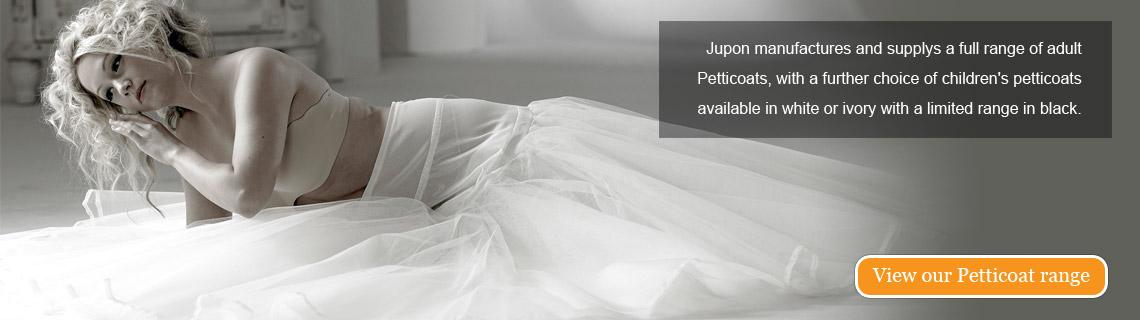 Jupon Bridal Petticoats