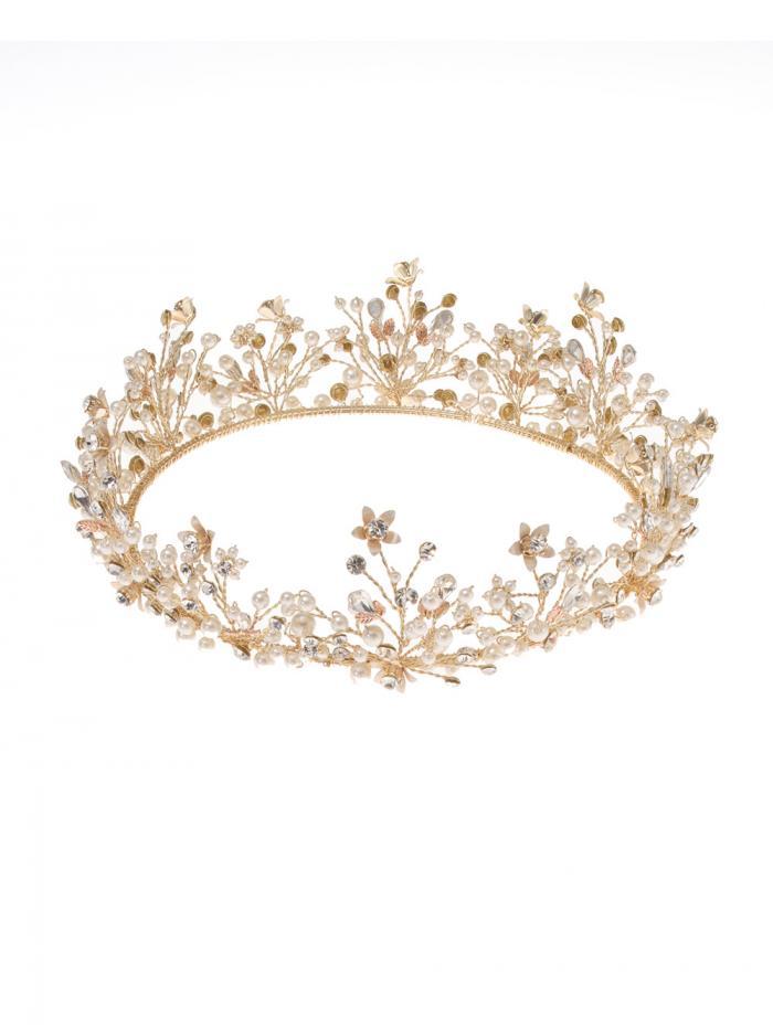 Hair Accessory Crown BB-672